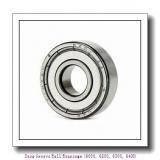 80 mm x 170 mm x 39 mm  timken 6316-ZZ-C3 Deep Groove Ball Bearings (6000, 6200, 6300, 6400)