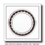 55 mm x 90 mm x 18 mm  SNR CH 7011HVUJ74 High precision angular contact ball bearings