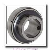 42.862 mm x 85 mm x 42.8 mm  skf YELAG 209-111 Insert bearings (Y-bearings)
