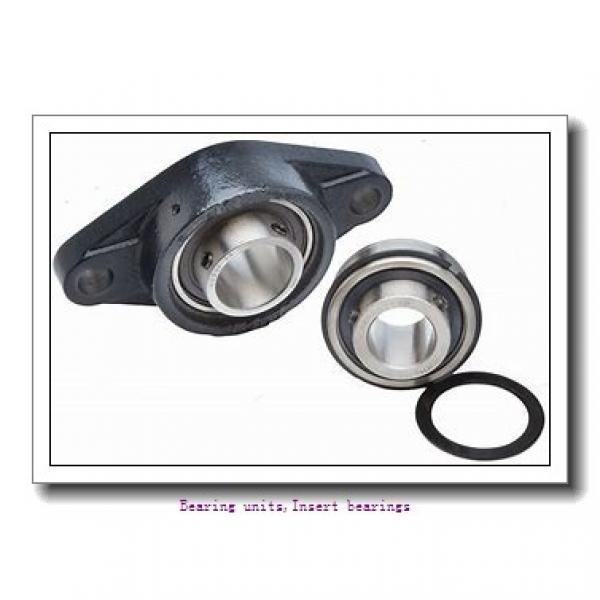 12 mm x 47 mm x 31 mm  SNR UC.201.G2.T04 Bearing units,Insert bearings #1 image