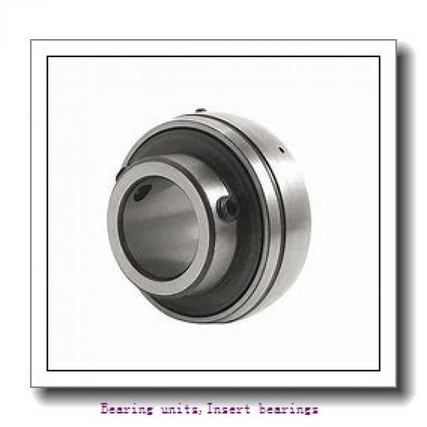 47.62 mm x 110 mm x 49.2 mm  SNR EX310-30G2 Bearing units,Insert bearings #1 image