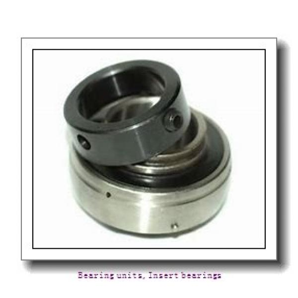 12.7 mm x 47 mm x 31 mm  SNR UC.201-08.G2 Bearing units,Insert bearings #1 image