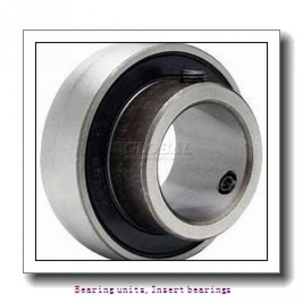 31.75 mm x 62 mm x 38.1 mm  SNR SUC20620 Bearing units,Insert bearings #1 image