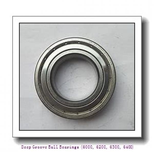 65 mm x 100 mm x 18 mm  timken 6013-2RS-C3 Deep Groove Ball Bearings (6000, 6200, 6300, 6400) #1 image