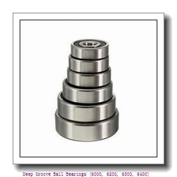 timken 6016-NR-C3 Deep Groove Ball Bearings (6000, 6200, 6300, 6400) #1 image