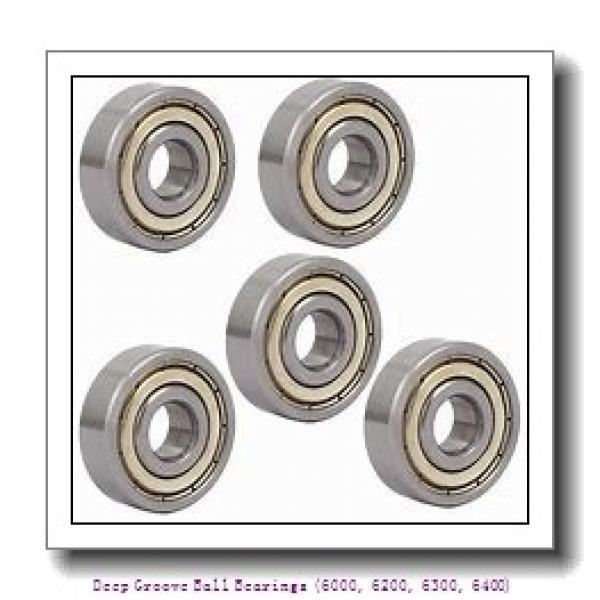 timken 6009-C3 Deep Groove Ball Bearings (6000, 6200, 6300, 6400) #1 image