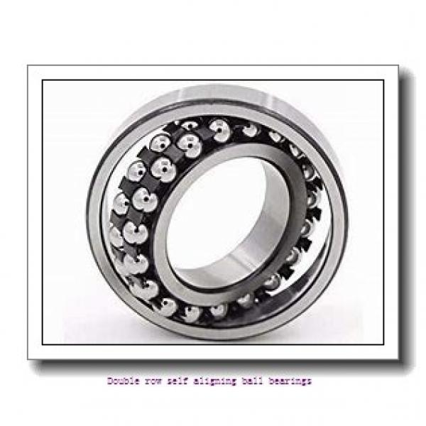 75 mm x 160 mm x 55 mm  NTN 2315SKC3 Double row self aligning ball bearings #1 image