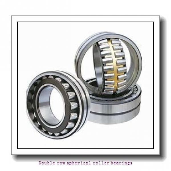 45 mm x 100 mm x 36 mm  SNR 22309.EAKW33C4 Double row spherical roller bearings #1 image