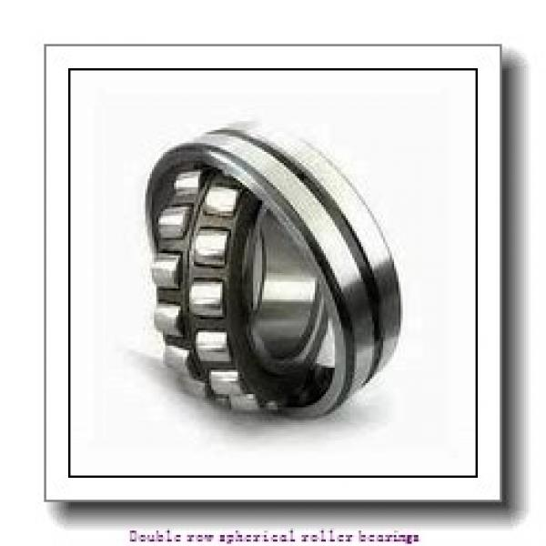 110 mm x 200 mm x 53 mm  SNR 22222.EMKW33C3 Double row spherical roller bearings #1 image
