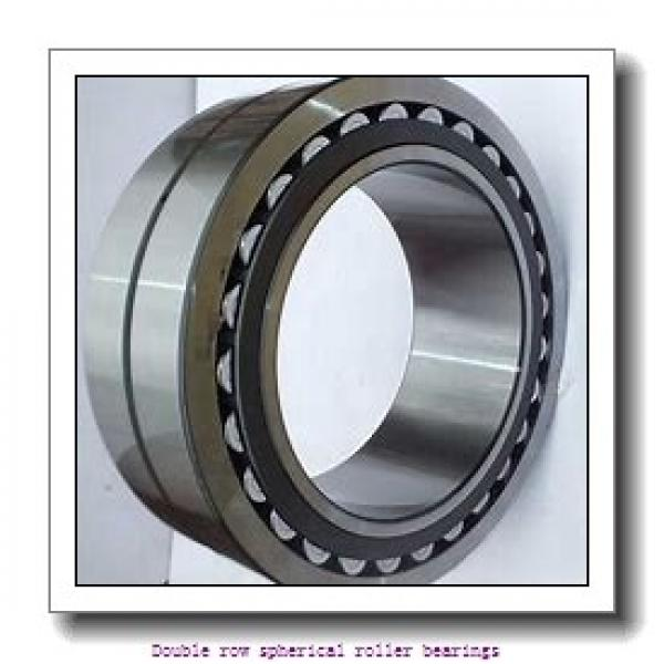 180 mm x 320 mm x 86 mm  SNR 22236.EMW33 Double row spherical roller bearings #1 image