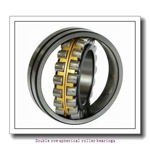 190 mm x 340 mm x 92 mm  SNR 22238EMW33C4 Double row spherical roller bearings #1 image