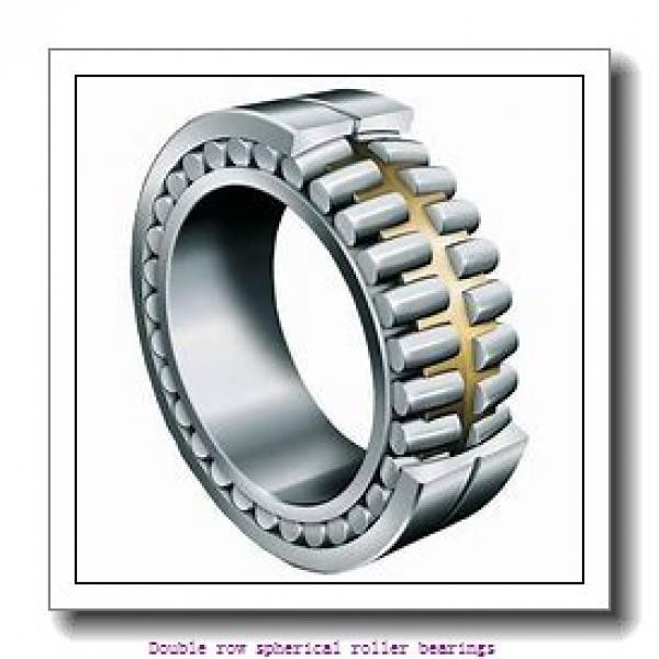 160 mm x 290 mm x 80 mm  SNR 22232.EAKW33C3 Double row spherical roller bearings #1 image