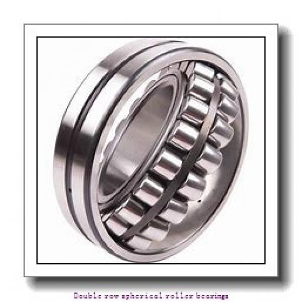 60 mm x 130 mm x 46 mm  SNR 22312EAW33ZZ Double row spherical roller bearings #1 image