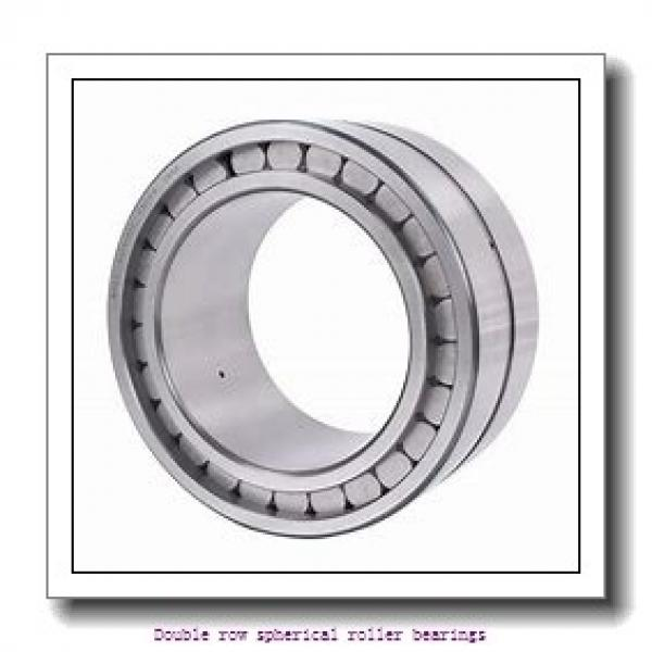 220 mm x 400 mm x 108 mm  SNR 22244EMKW33C4 Double row spherical roller bearings #1 image