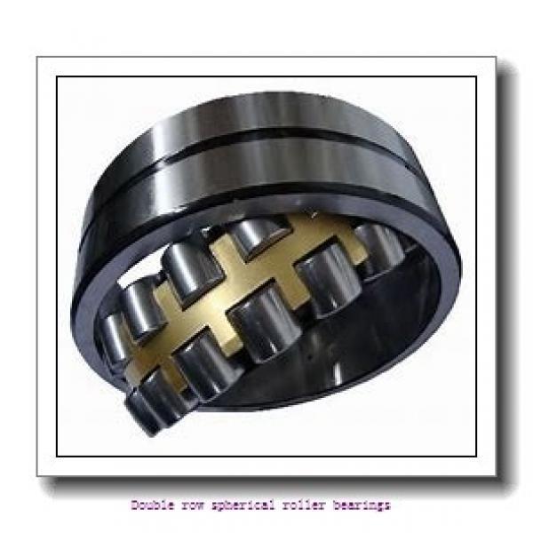 60 mm x 130 mm x 46 mm  SNR 22312EAKW33C4 Double row spherical roller bearings #1 image