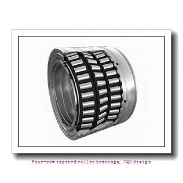 355.6 mm x 488.95 mm x 317.5 mm  skf 331271 Four-row tapered roller bearings, TQO design #1 image