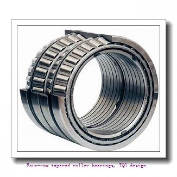 139.7 mm x 200.025 mm x 157.162 mm  skf 331138 AG Four-row tapered roller bearings, TQO design #1 image