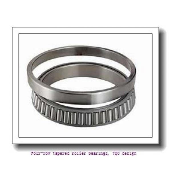 355.6 mm x 488.95 mm x 317.5 mm  skf 331271 Four-row tapered roller bearings, TQO design #2 image
