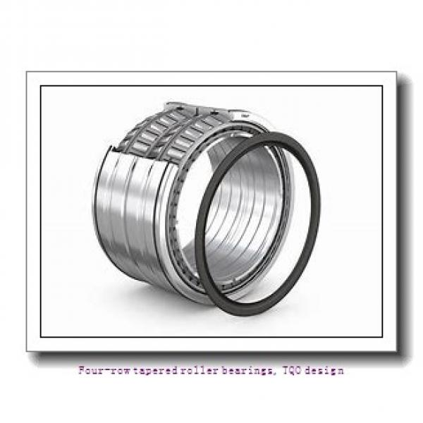 447.675 mm x 635 mm x 463.55 mm  skf 330608 C Four-row tapered roller bearings, TQO design #2 image