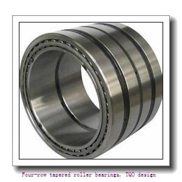 360 mm x 510 mm x 380 mm  skf 332059 Four-row tapered roller bearings, TQO design #1 image