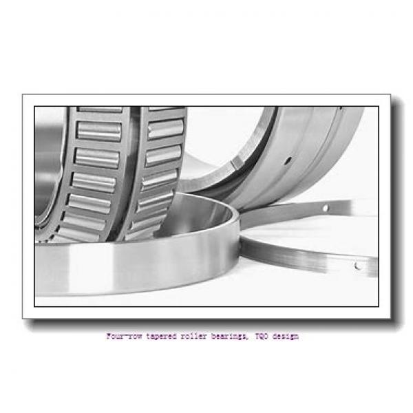 710 mm x 900 mm x 410 mm  skf BT4B 334051 G/HA1VA901 Four-row tapered roller bearings, TQO design #1 image