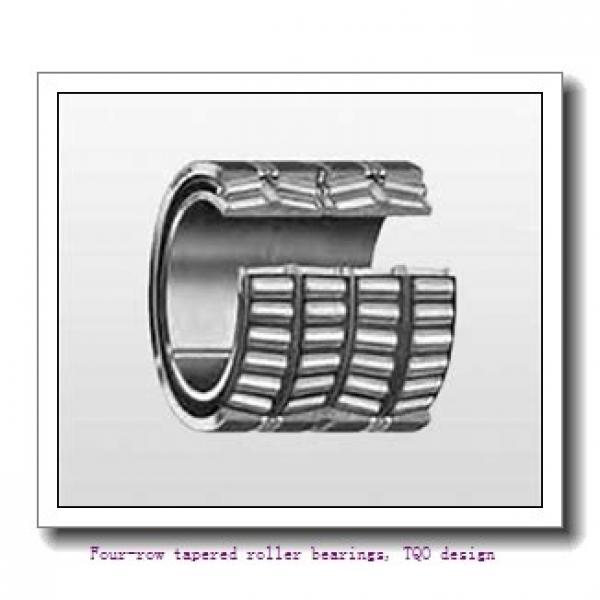 603.25 mm x 857.25 mm x 622.3 mm  skf BT4B 331625 E/C800 Four-row tapered roller bearings, TQO design #2 image