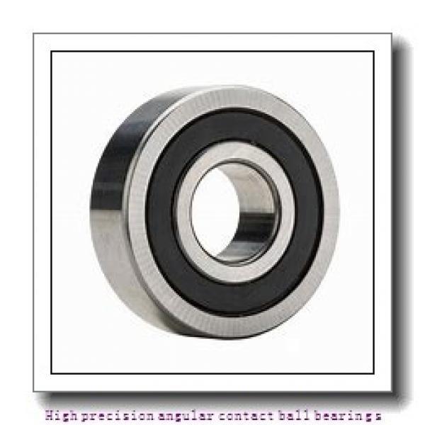 105 mm x 160 mm x 26 mm  SNR 7021HVUJ74 High precision angular contact ball bearings #2 image