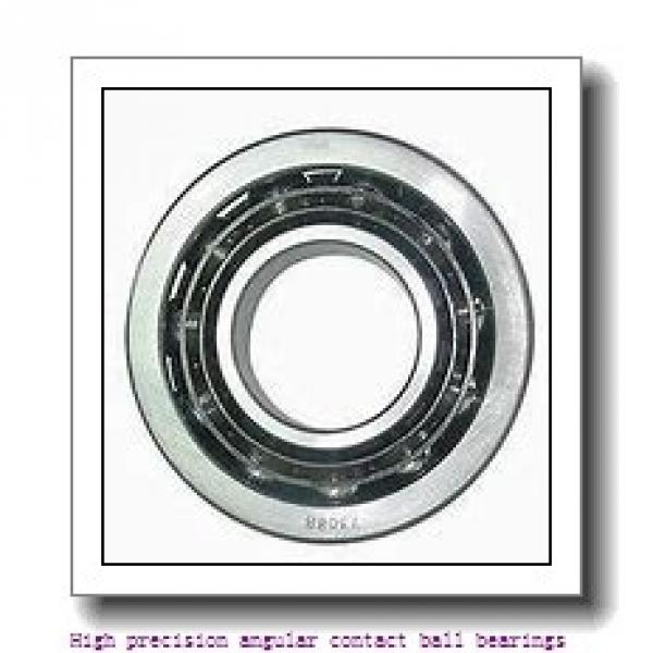30 mm x 47 mm x 9 mm  NTN 7906UADG/GLP42U3G High precision angular contact ball bearings #2 image