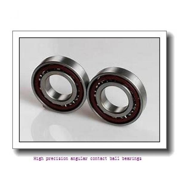 30 mm x 55 mm x 13 mm  SNR ML7006HVUJ74S High precision angular contact ball bearings #1 image