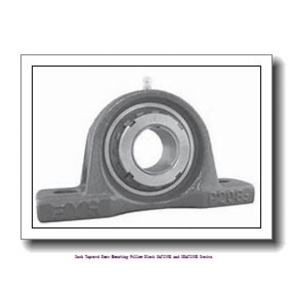 timken SDAF 23064K 11-1/2 Inch Tapered Bore Mounting Pillow Block SAF230K and SDAF230K Series #1 image