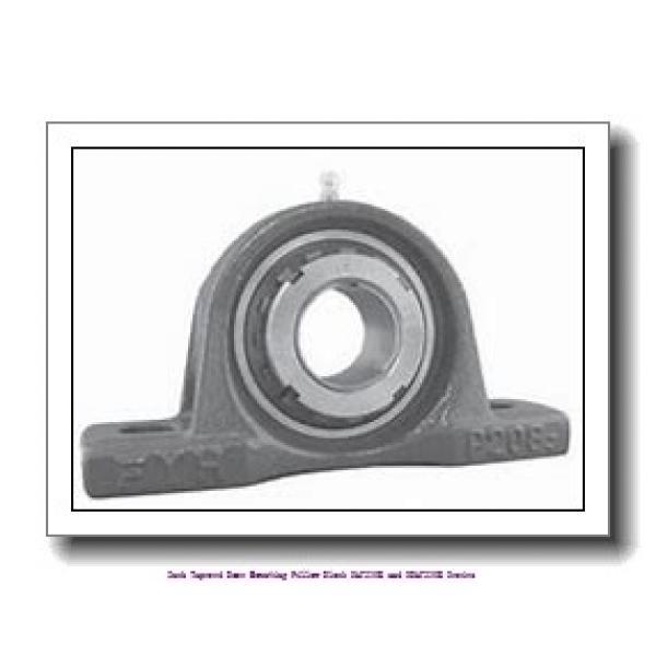 timken SDAF 23072K 13-1/2 Inch Tapered Bore Mounting Pillow Block SAF230K and SDAF230K Series #1 image