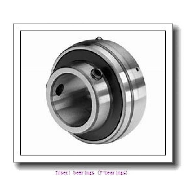 31.75 mm x 62 mm x 38.1 mm  skf YARAG 206-104 Insert bearings (Y-bearings) #1 image