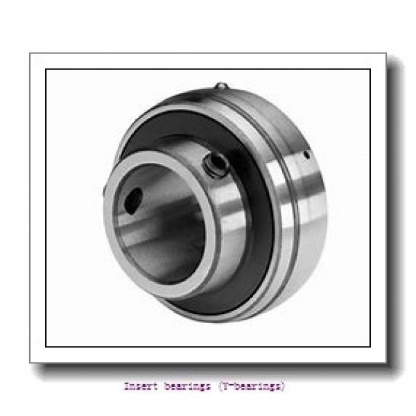 40 mm x 80 mm x 49.2 mm  skf YAR 208-2RFGR/HV Insert bearings (Y-bearings) #1 image