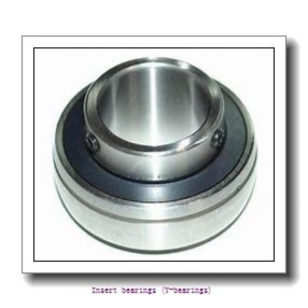 22.225 mm x 52 mm x 21.5 mm  skf YET 205-014 Insert bearings (Y-bearings) #1 image