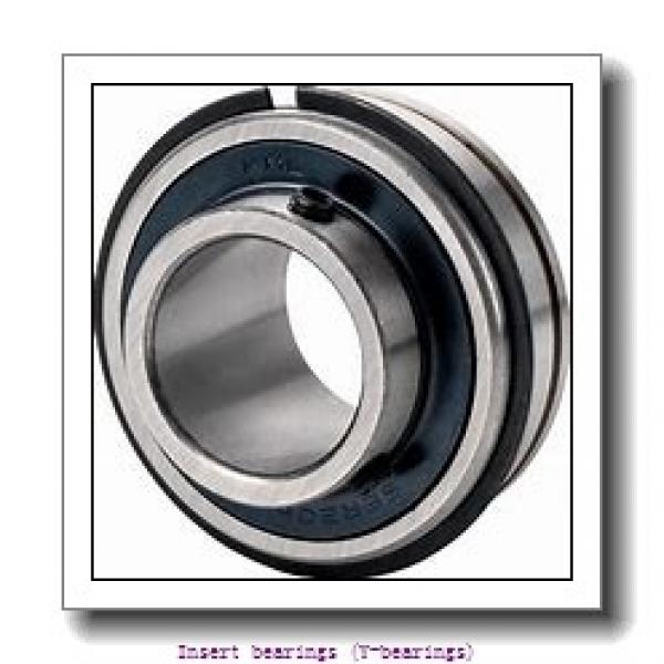 45 mm x 85 mm x 42.8 mm  skf YEL 209-2F Insert bearings (Y-bearings) #1 image