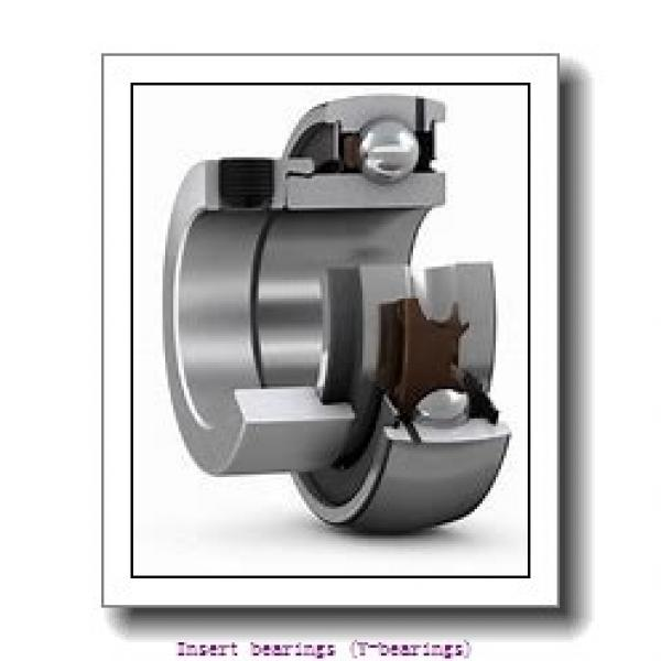 31.75 mm x 62 mm x 38.1 mm  skf YAR 206-104-2RFGR/HV Insert bearings (Y-bearings) #1 image