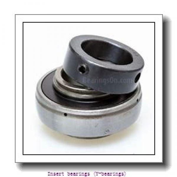 34.925 mm x 72 mm x 33 mm  skf YAT 207-106 Insert bearings (Y-bearings) #1 image