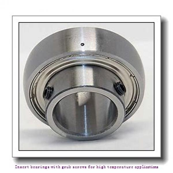 34.925 mm x 72 mm x 42.9 mm  skf YAR 207-106-2FW/VA201 Insert bearings with grub screws for high temperature applications #2 image