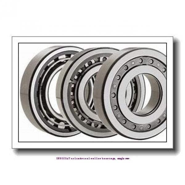 150 mm x 320 mm x 65 mm  skf NU 330 ECM/C3VL2071 INSOCOAT cylindrical roller bearings, single row #1 image