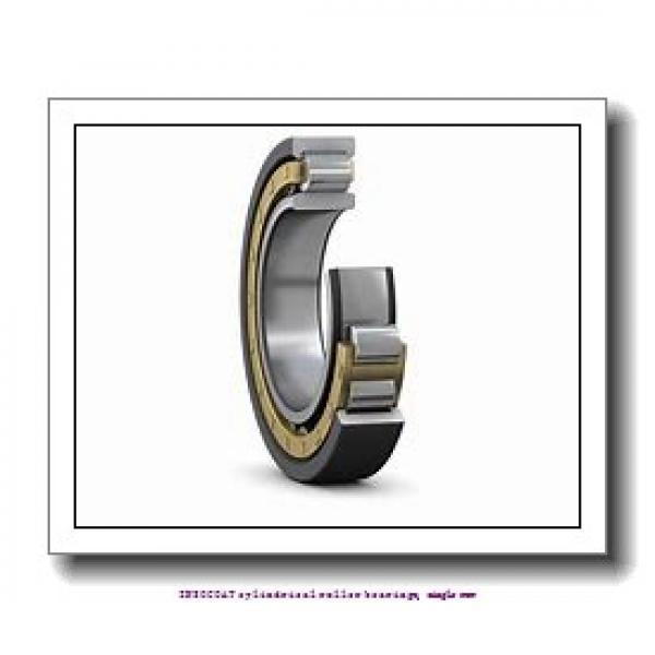 110 mm x 200 mm x 38 mm  skf NU 222 ECM/C3VL0241 INSOCOAT cylindrical roller bearings, single row #1 image