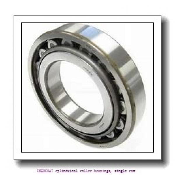 85 mm x 150 mm x 28 mm  skf NU 217 ECM/C3VL0241 INSOCOAT cylindrical roller bearings, single row #1 image