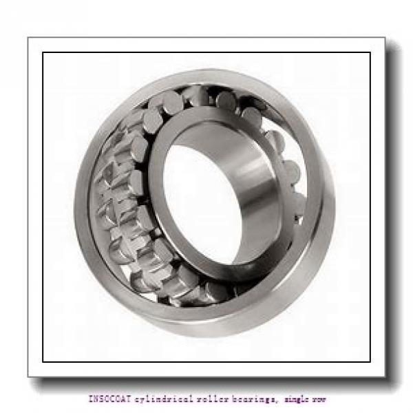95 mm x 170 mm x 32 mm  skf NU 219 ECM/C3VL0241 INSOCOAT cylindrical roller bearings, single row #1 image