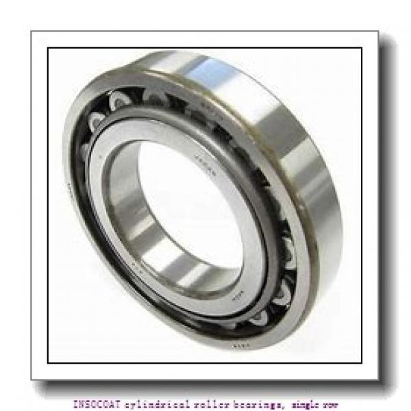 80 mm x 140 mm x 26 mm  skf NU 216 ECM/C3VL0241 INSOCOAT cylindrical roller bearings, single row #1 image